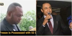 OAP Daddy Freeze Comes For Pastor Who Said He Is Possessed By 52 Demons